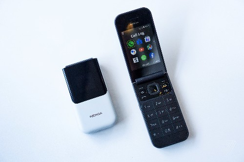Nokia's iconic 2720 flip phone is the latest model to be resurrected by HMD
