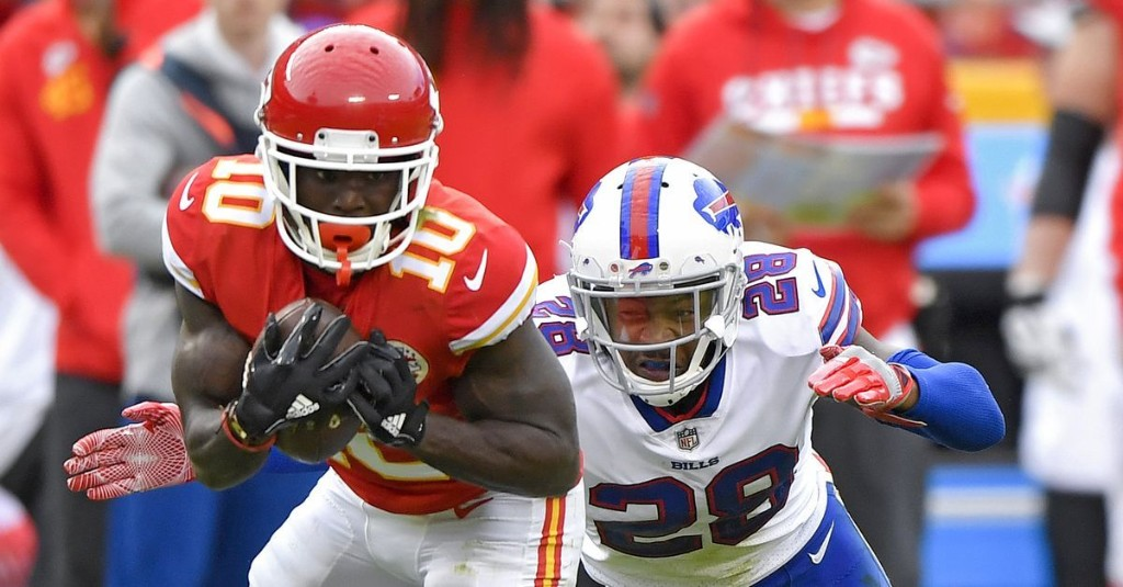 Five things to watch as the Chiefs play the Bills