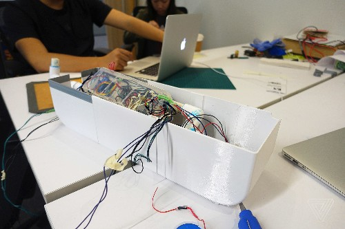At Apple's new summer camp, high school kids can build the next big thing