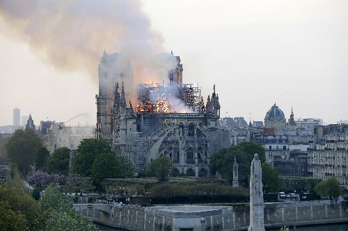 Why Notre Dame matters, in one Victor Hugo passage