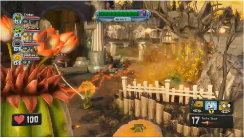 'Plants vs. Zombies: Garden Warfare' is the plant-based shooter we've all been waiting for