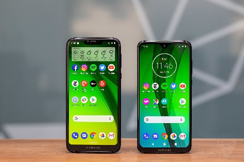 Motorola Moto G7 and G7 Power review: still the budget phones to beat