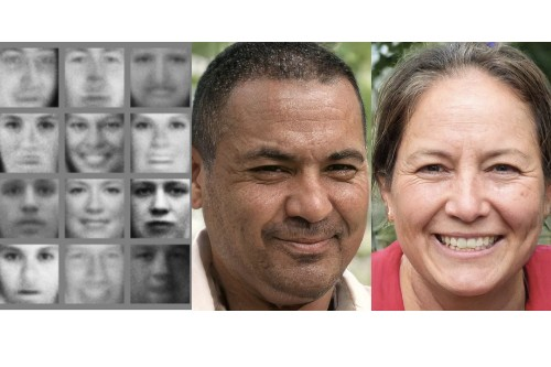 These faces show how far AI image generation has advanced in just four years
