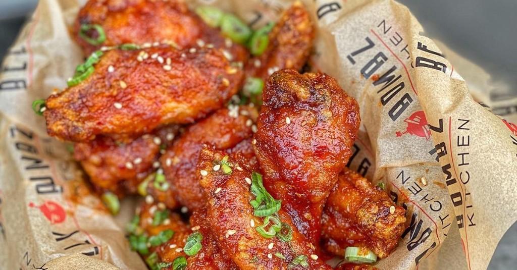 The essential chicken wings of Las Vegas.