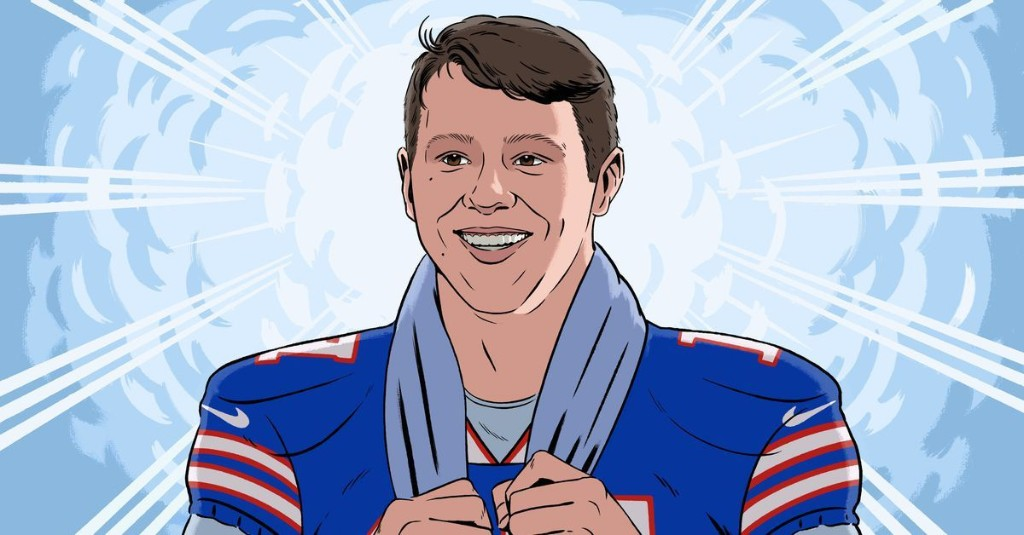 The Josh Allen Experience Is a Way of Life in Buffalo