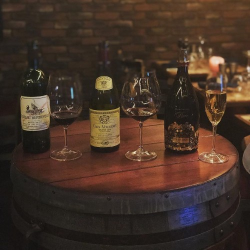 Back Bay Wine Bar Opens With More Than 250 French Wines