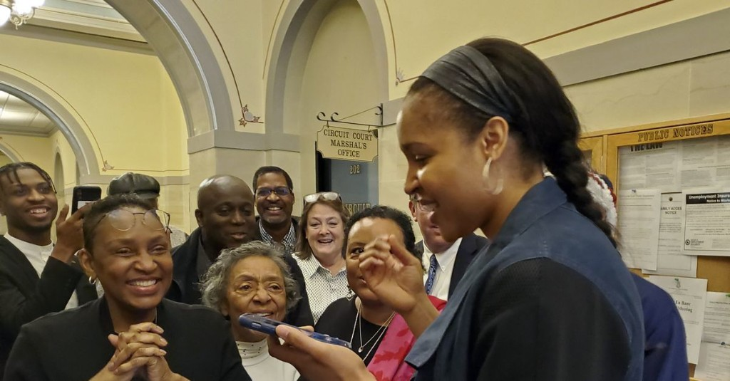 WNBA's Maya Moore shares video of wrongly convicted Missouri man's release from prison