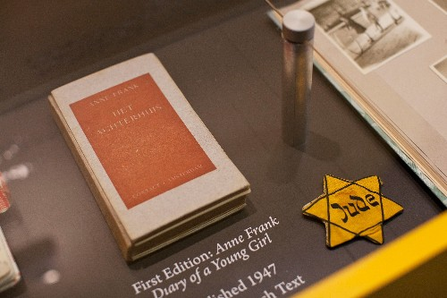 Anne Frank's diary is now free to download despite copyright dispute