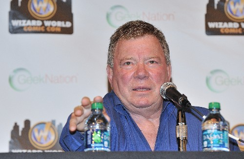 William Shatner says he's been asked to come back to 'Star Trek'