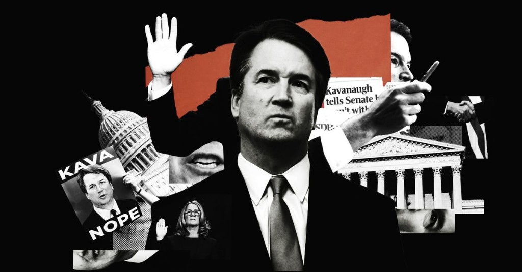Brett Kavanaugh is Trump's newest Supreme Court nominee cover image
