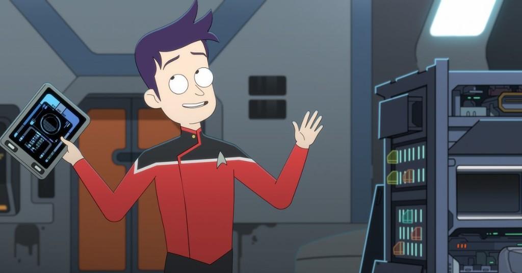 Star Trek: Lower Decks lacks punch or purpose