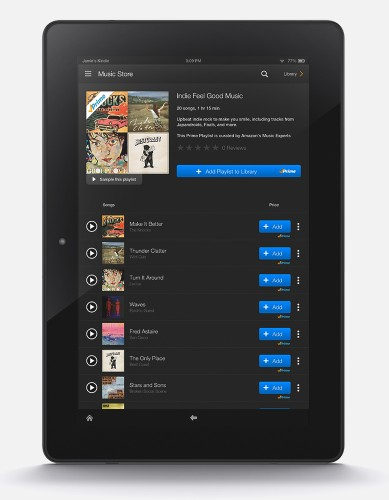 Amazon Prime Music is no Spotify killer, but it doesn't need to be