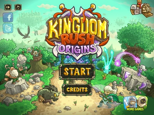 'Kingdom Rush Origins' is a world-class tower defense game