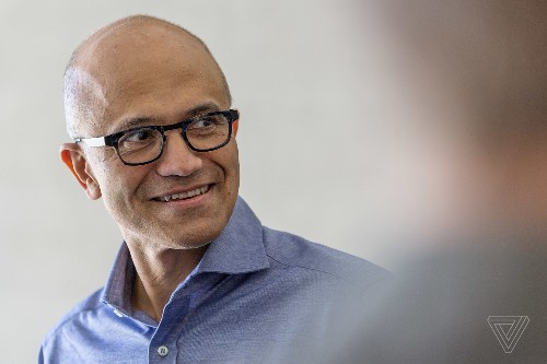 Microsoft CEO says encryption backdoors are a 'terrible idea'