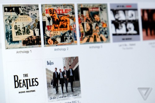 These Beatles albums still can't be streamed on Spotify or Apple Music