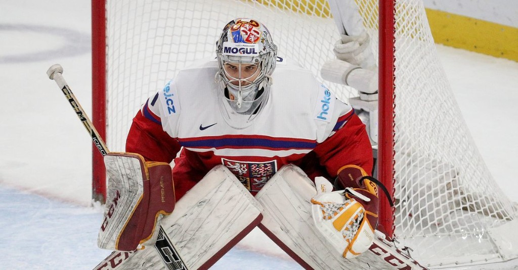 Top 25 Under 25: No. 24 Josef Korenar is hoping for a bounce-back year
