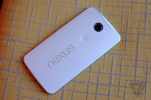 The Nexus 6: hands-on with Google's phablet