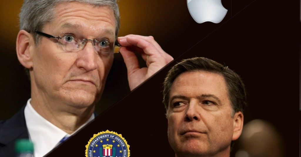 Apple Accuses Justice Department of Trying an End-Run of Congress on Encryption