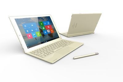 Toshiba's new DynaPad is a thinner and lighter rival to Microsoft's Surface
