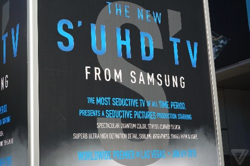 Samsung is about to launch 'the most seductive TV of all time' at CES