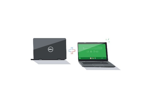 Google and Dell team up to take on Microsoft with Chromebook Enterprise laptops
