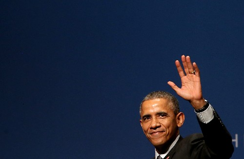 Obama accuses EU of attacking American tech companies because it 'can't compete'
