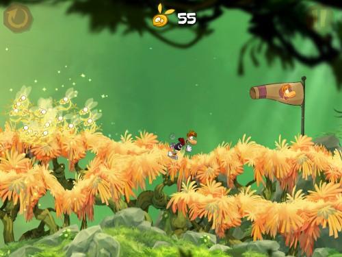 'Rayman Jungle Run' finally comes to Windows Phone