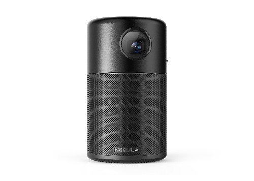 Anker's Android projector and Bluetooth speaker combo is no bigger than a soda can