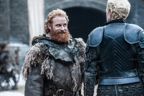 Tormund Giantsbane's ridiculous origin story is different in the books