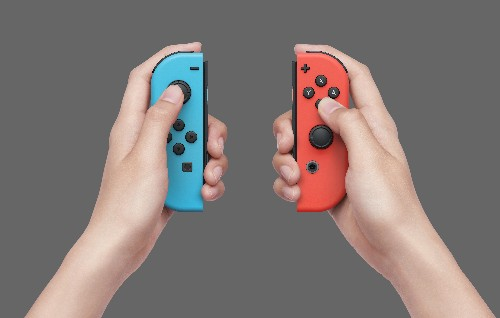 My favorite thing about Nintendo Switch: relief from back pain