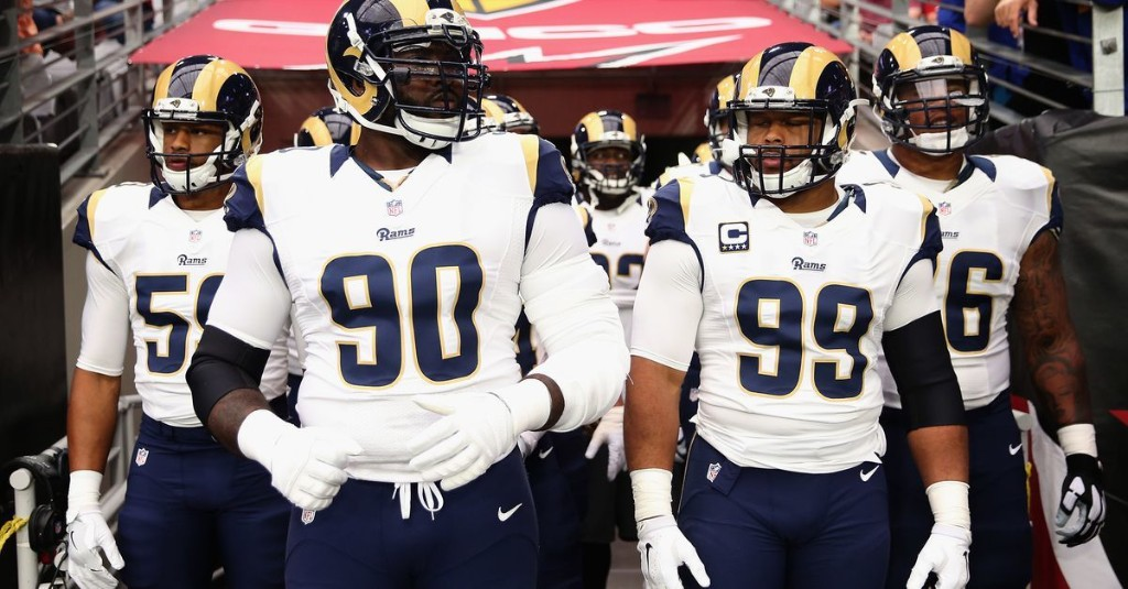What are you most looking forward to when the Rams open on September 13?