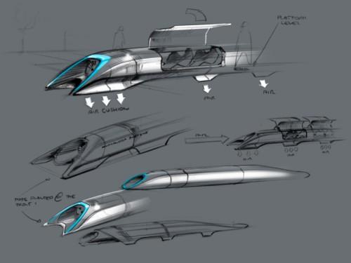 Elon Musk will 'probably' build Hyperloop prototype