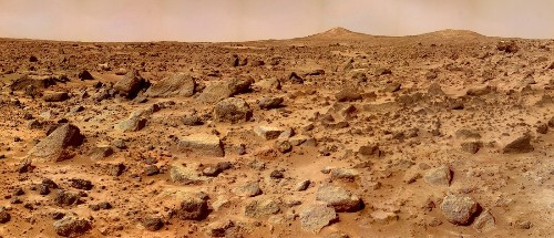 Watch this: A spellbinding tour of watery Mars during the planet's early days