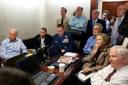 Military leaders wanted to destroy their photos of Osama bin Laden's body