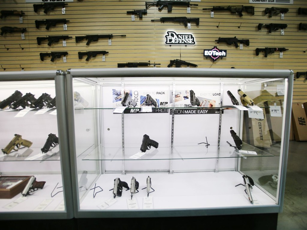 Understanding America: Is there a connection between faith and firearms?