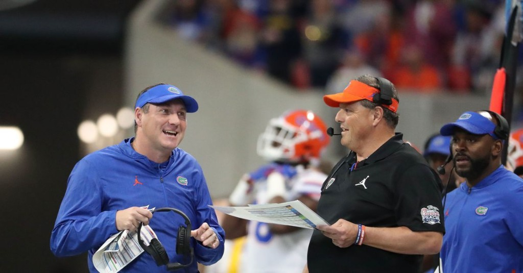 """Florida football recruiting: Jeremiah """"Scooby"""" Williams commits to Gators"""