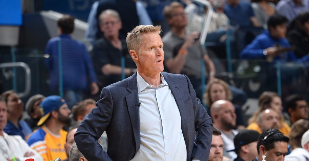 Steve Kerr on Bubble Ball, Golden State's Gap Year, and 'The Last Dance'