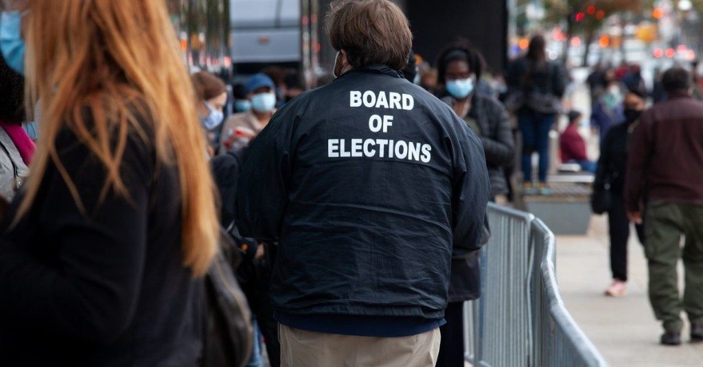 How to Reform New York City's Board of Elections (For Real This Time)