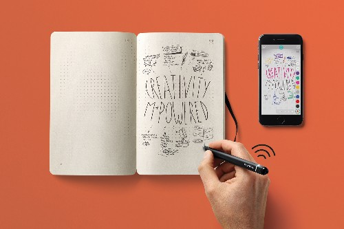 Moleskine launches its Smart Writing Set to digitize your brainstorm