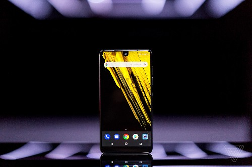 The Essential Phone is already being updated to Android 10