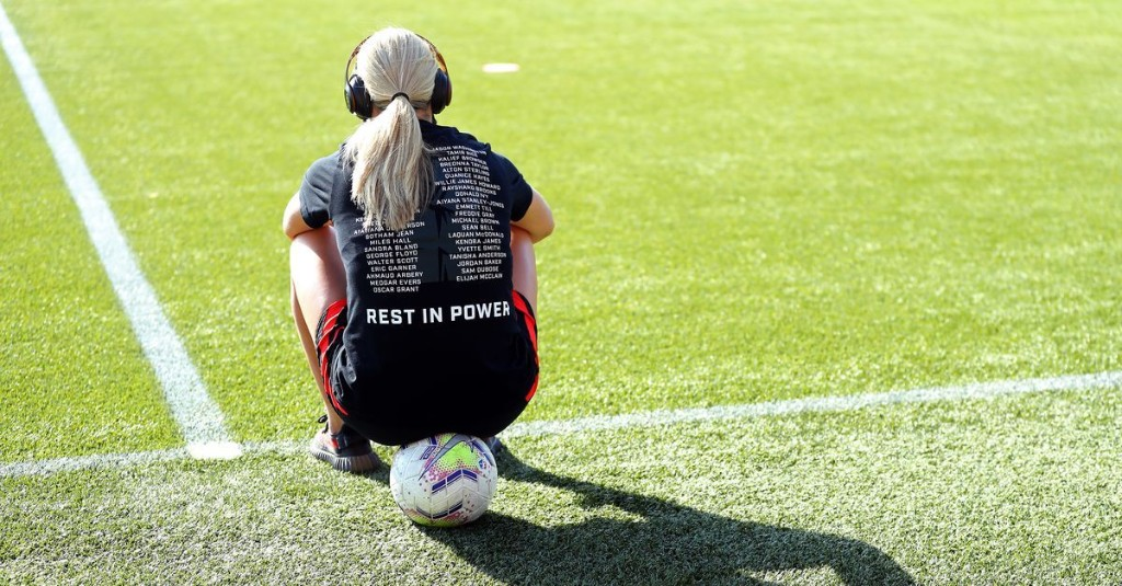 Lindsey Horan: Bossing both sides of the ball