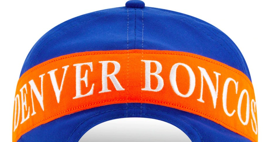 This new Denver Broncos hat has the best typo ever