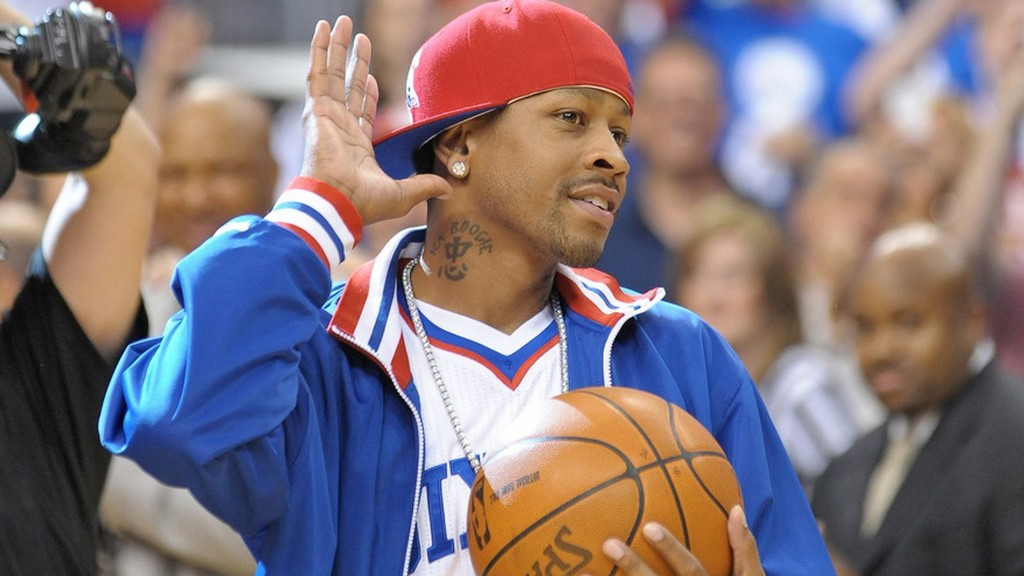 A.I. to officially retire at Sixers home opener