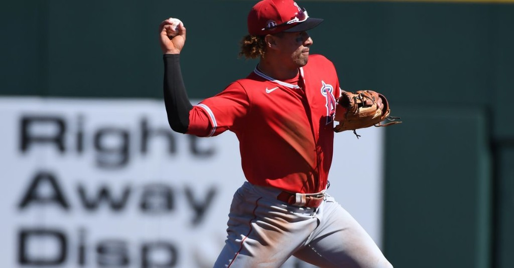 Angels make first roster cuts of spring training