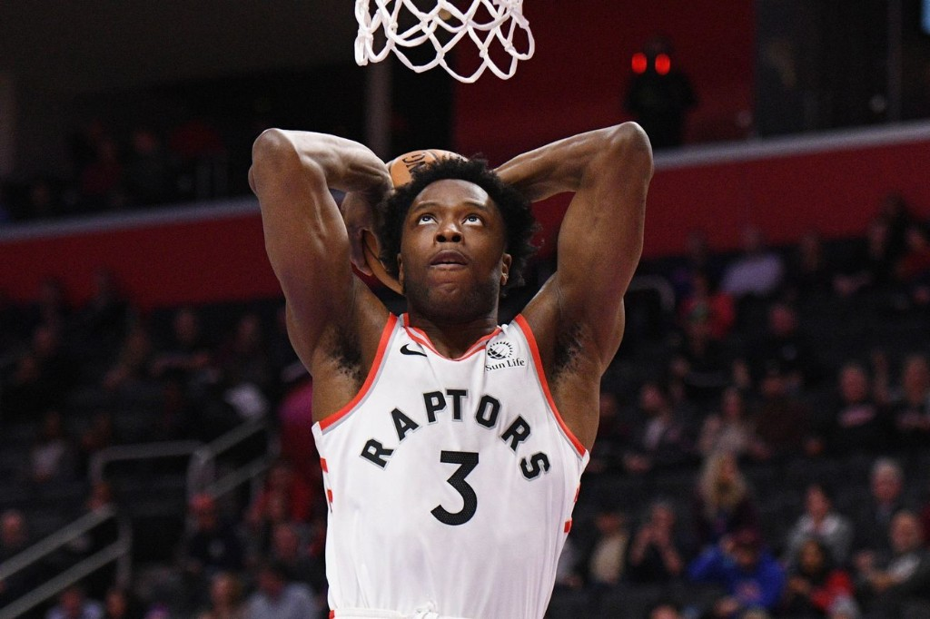 The Raptors need more from OG Anunoby