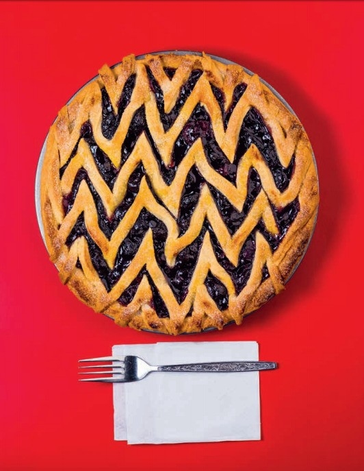 Recipe: A Damn Fine Cherry Pie