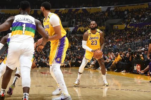 Lakers, Bucks Serve Notice