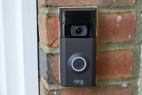 Amazon is using video of suspected thieves to help promote its doorbell camera brand
