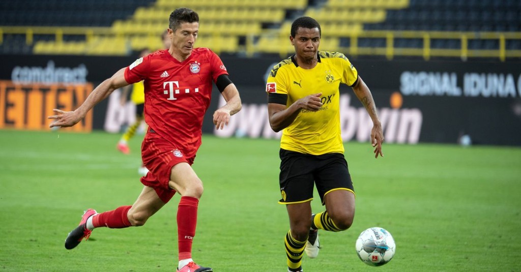 Wednesday Freedom Kicks: Bayern win Der Klassiker, WSL sees season canceled