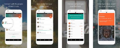 Google's new Trusted Contacts app lets you share your location during emergencies